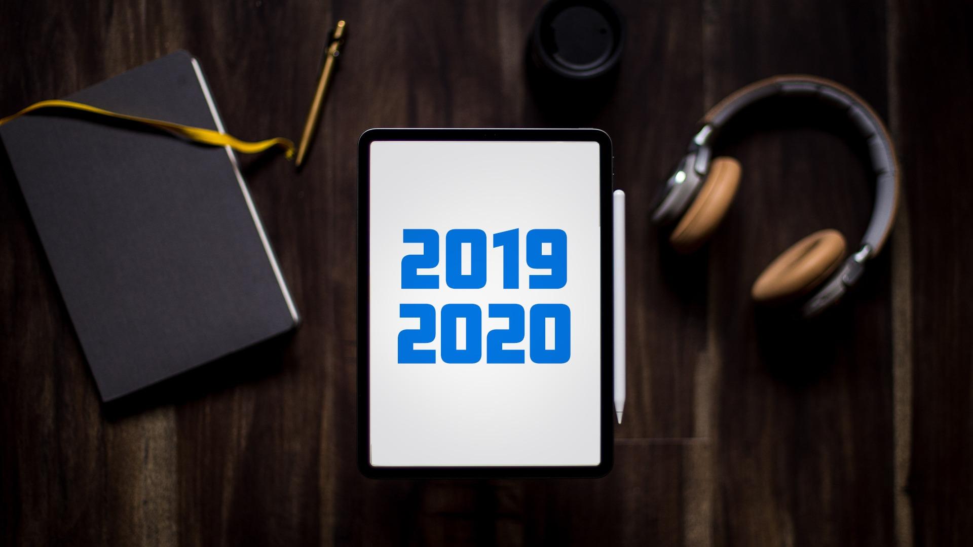 2019 e 2020